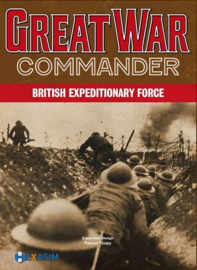 Great War Commander BEF Expansion