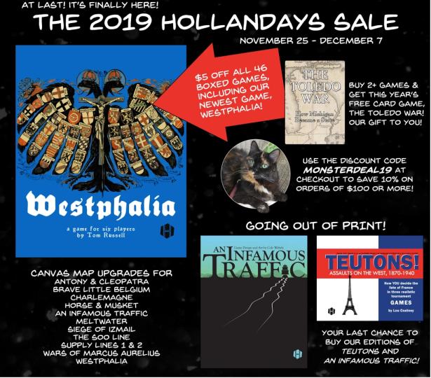 Holandays Sale Brochure