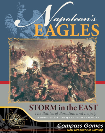 Napoleons Eagles Cover