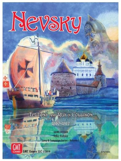 Nevsky Cover