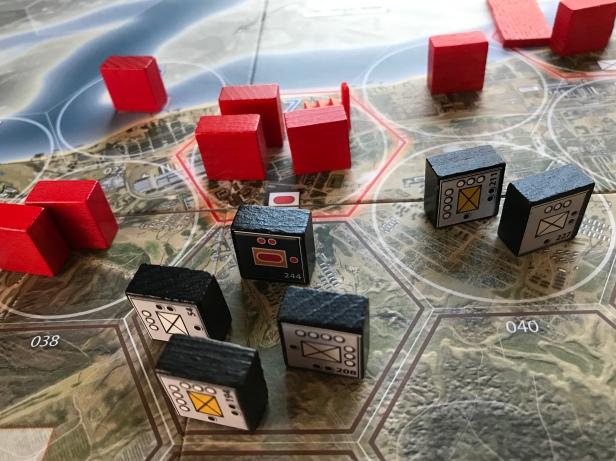 Stalingrad Inferno Deliberate Attack 1