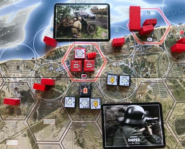 Stalingrad Inferno Deliberate Attack 4