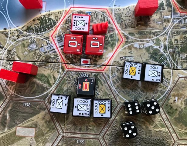 Stalingrad Inferno Deliberate Attack 5 Rubble Roll