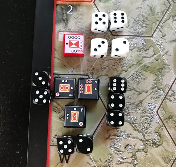 Stalingrad Inferno Hasty Attack 5