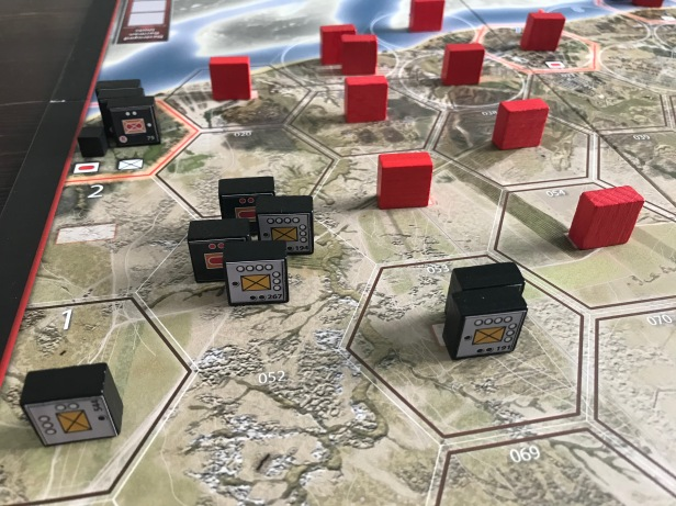 Stalingrad Inferno on the Volga Join Up Attack 2