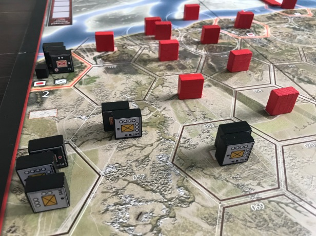 Stalingrad Inferno on the Volga Join Up Attack
