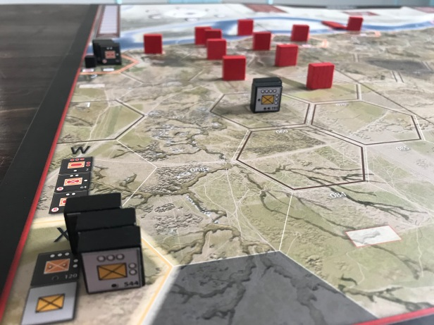 Stalingrad Inferno on the Volga Long Movement
