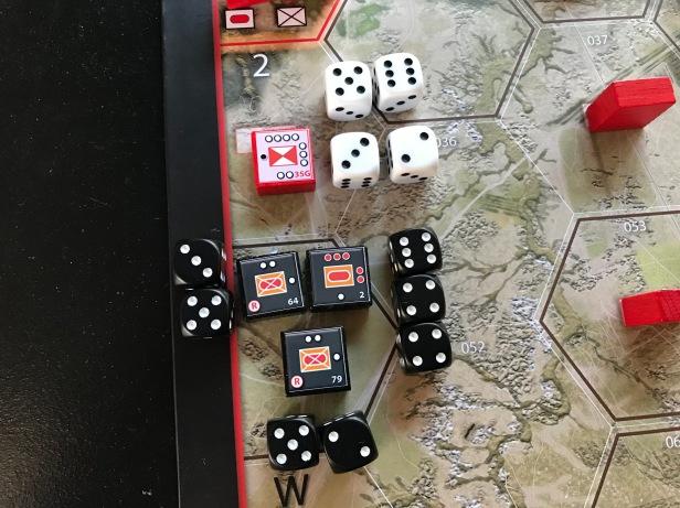 Stalingrade Inferno Hasty Attack 3