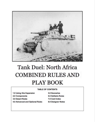 Tank Duel North Africa