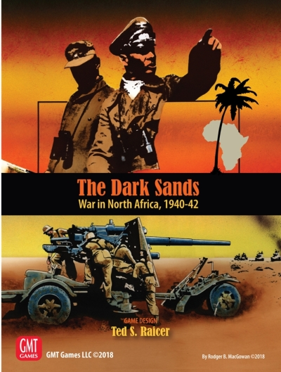 The Dark Sands Cover