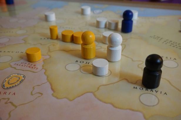 Westphalia Board 2