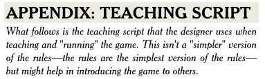 Westphalia Teaching Script