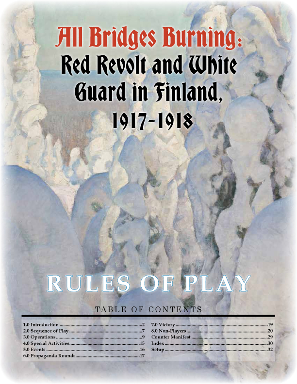 ABB Rules Cover