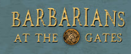 Barbarians at the Gates Title