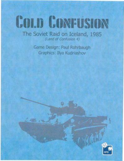 Cold Confusion Cover