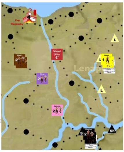 Pontiac's Uprising Bouguet's Expedition