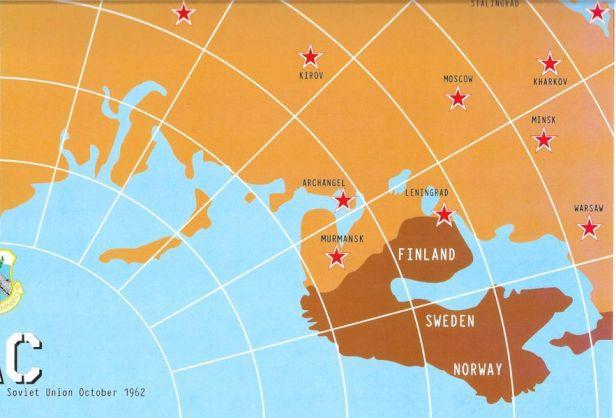 SAC Map