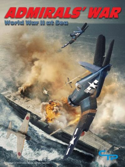 Admirals War Cover