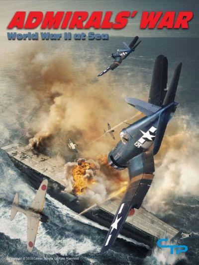 Admirals War Cover