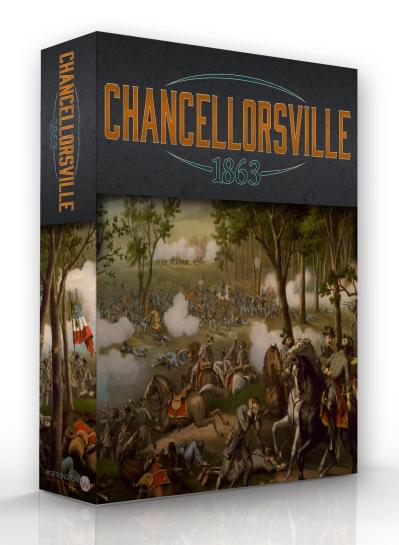 Chancellorsville 1863 Cover