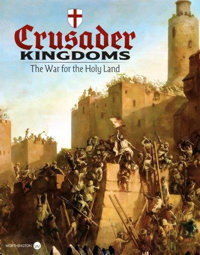 Crusader Kingdoms Kickstarter