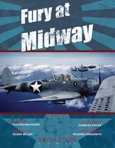Fury at Midway Cover
