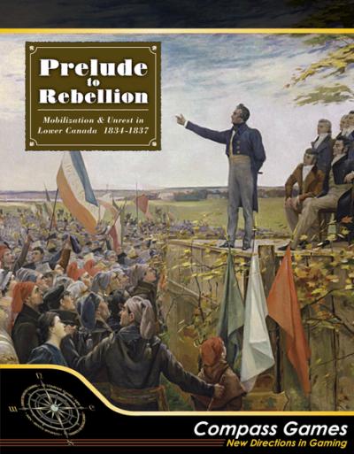 Prelude to Rebellion Cover