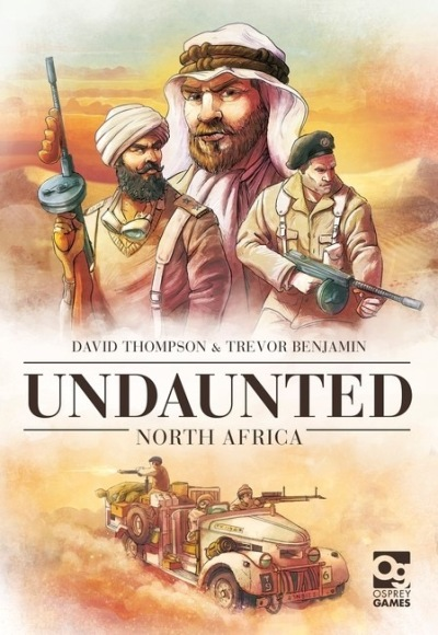 Undaunted North Africa