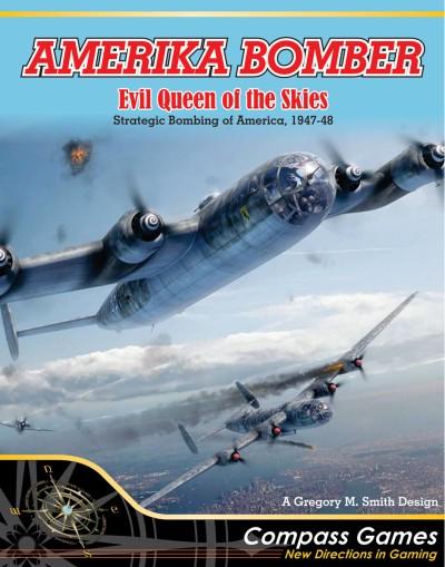 Amerika Bomber Cover
