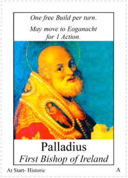 Banish the Snakes Palladius