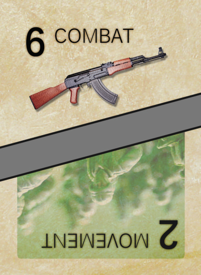 Brief Border Wars Card 1