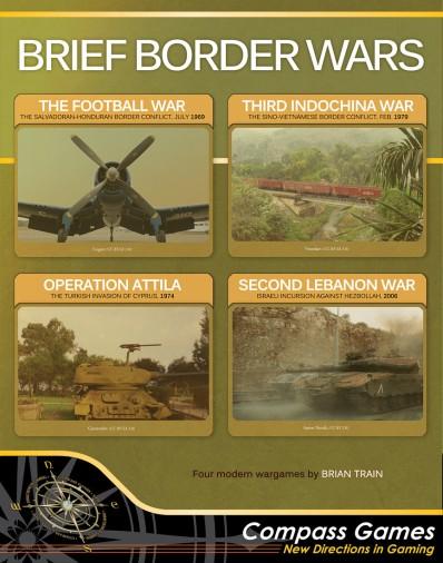 Brief Border Wars Cover