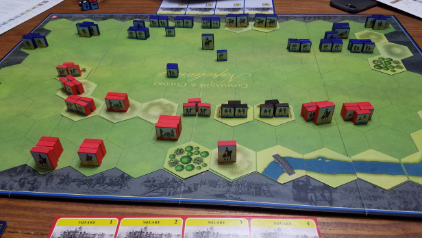 C&C Napoleonics Units