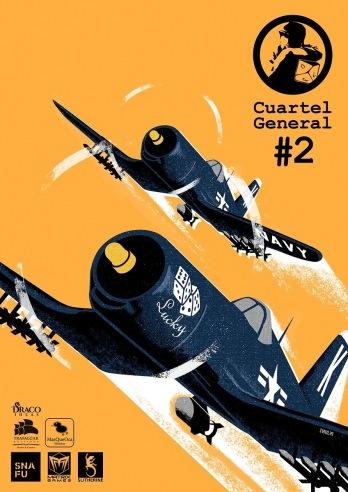 Cuartel General Cover