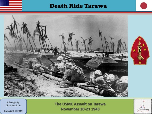 Death Ride Tarawa