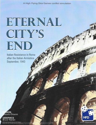 Eternal City's End Cover