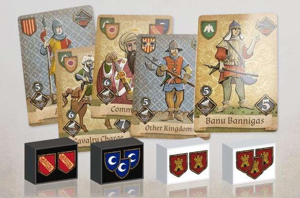 Granada Blocks and Cards