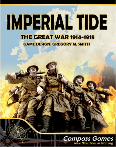 Imperial Tide Cover