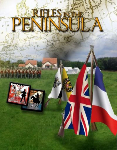 Rifles in the Peninsula Cover