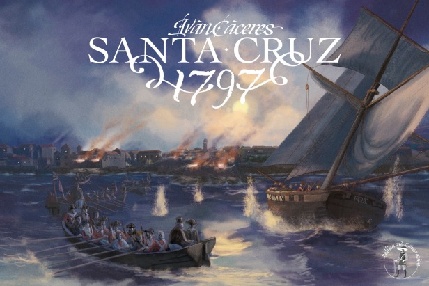 Santa Cruz 1797 Cover
