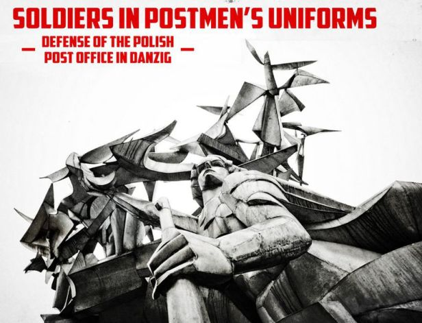 Soldiers in Postmen's Uniforms