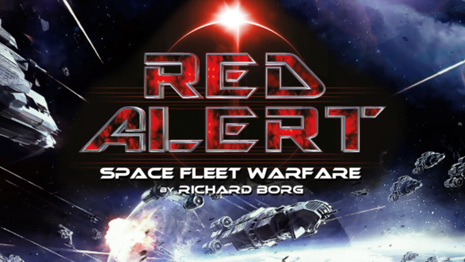 Space Fleet Warfare Cover