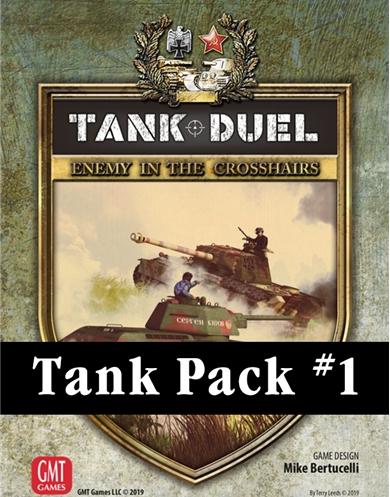 Tank Duel Tank Pack #1