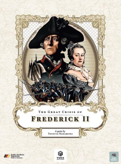 The Great Crisis of Frederick II Cover