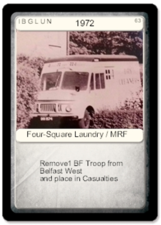 The Troubles - Four Square Laundry Event Card Spoiler