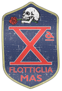 X Flottiglia MAS Patch