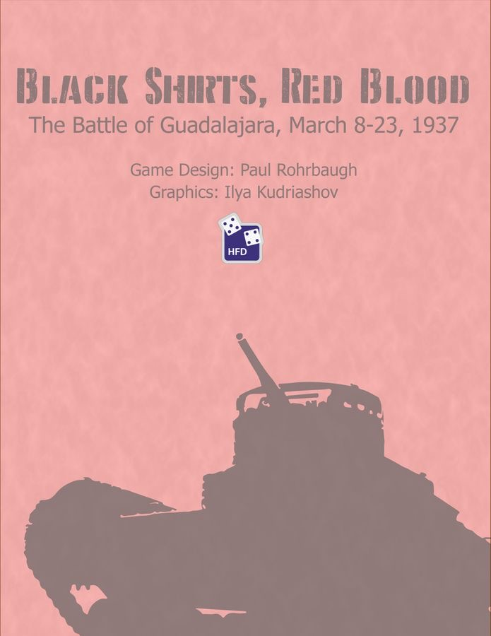 Black Shirts Red Blood Cover