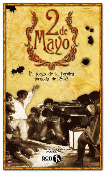 Dose de Mayo Cover