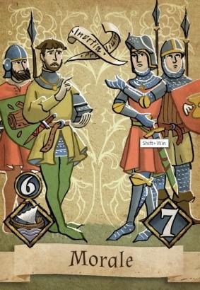 Granada Morale Card 1