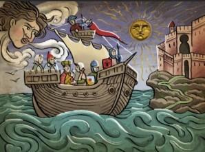 Granada Naval Card 2